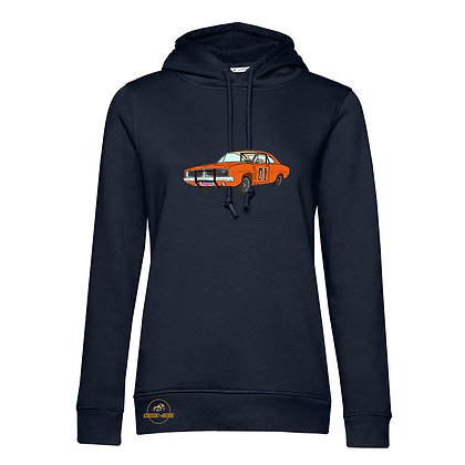 Dodge Charger - Dukes of Hazzard / Femme Sweat-shirt coton bio