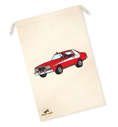Ford Gran Torino / Sac pochon coton bio