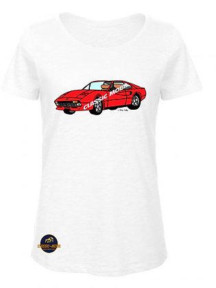 Ferrari 308 / BIO T-Shirt Femme