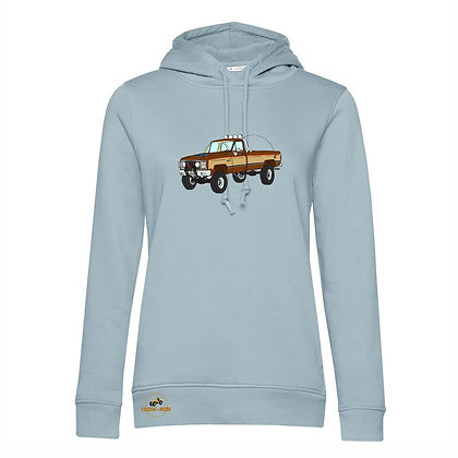 GMC Sierra Grande - Fall Guy / Femme Sweat-shirt coton bio