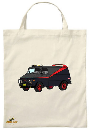 GMC Vandura V8 - ATR / Tote Bag