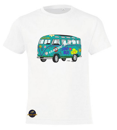Love Bus  / Tee-shirt coton Garçon