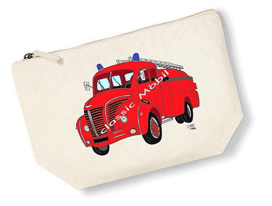 Berliet GLC pompier / Pochette coton