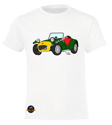 Lotus Seven / Tee-shirt coton Garçon