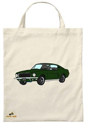 Ford Mustang Bullitt / Tote Bag