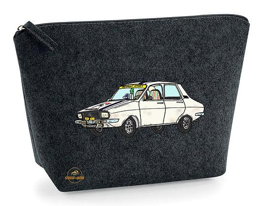 Renault 12 Le Mia / Pochette feutrine