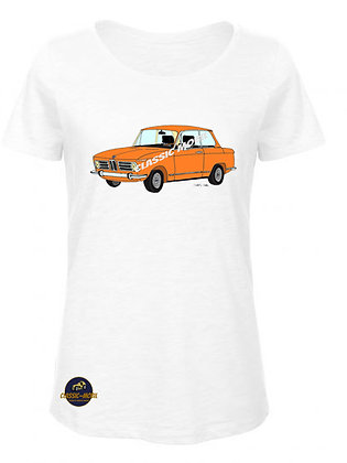 BMW 2002 orange / BIO T-Shirt Femme