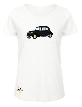 Citroen Traction  / T-Shirt Femme coton BIO