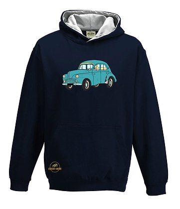 Renault 4 CV verte / Sweat-shirt Enfant