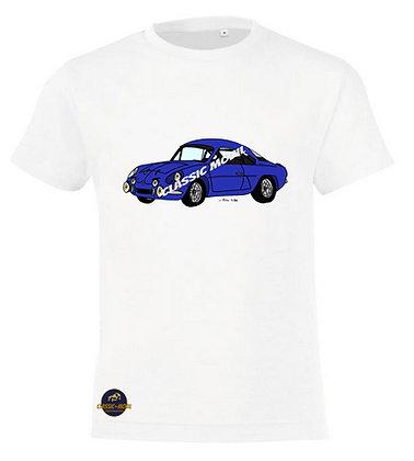 ALPINE A110 / Tee-shirt coton Garçon
