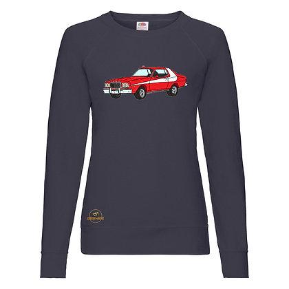 Ford Gran Torino / Sweat-shirt Femme
