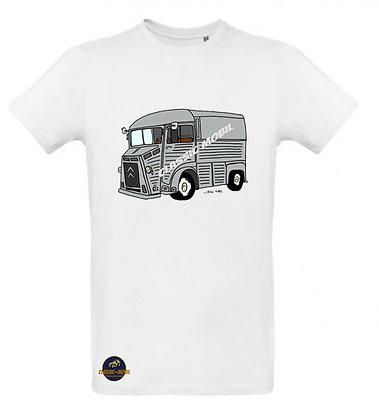 Type H / Tee shirt Homme coton BIO