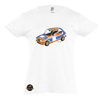 104 rallye groupe 2 / Tee-shirt Fille