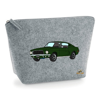 Ford Mustang Bullitt / Pochette feutrine