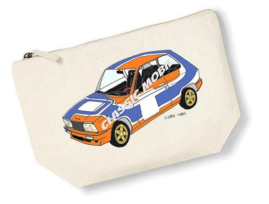104 rallye groupe 2 / Pochette coton