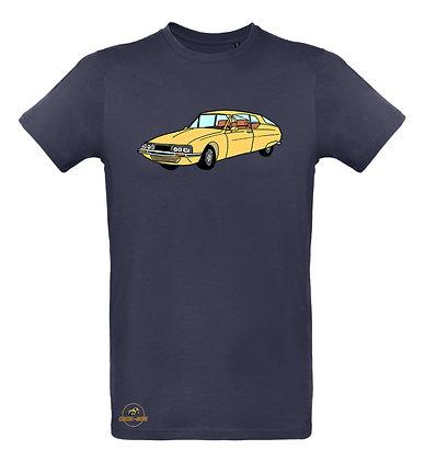 Citroen SM / Tee shirt Homme coton BIO