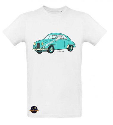 Saab 93 / Tee shirt Homme coton BIO