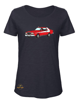 Ford Gran Torino  / T-Shirt Femme coton BIO