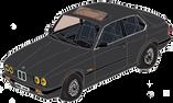 BMW 325 4 portes TO anthracite