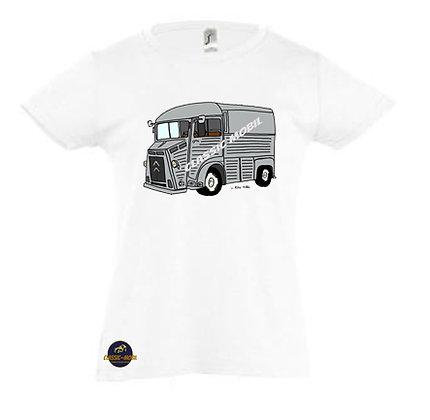 Type H / Tee-shirt Fille