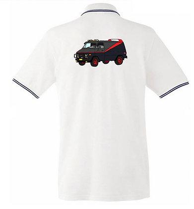 GMC Vandura V8 - ATR / Homme polo