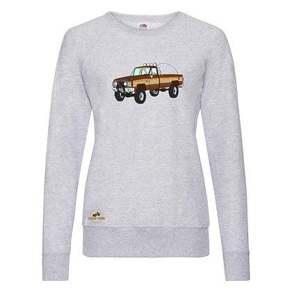 GMC Sierra Grande - Fall Guy / Sweat-shirt Femme