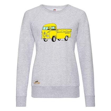 Volkswagen Combi Split Pickup / Sweat-shirt Femme