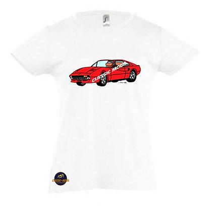 Ferrari 308 / Tee-shirt Fille
