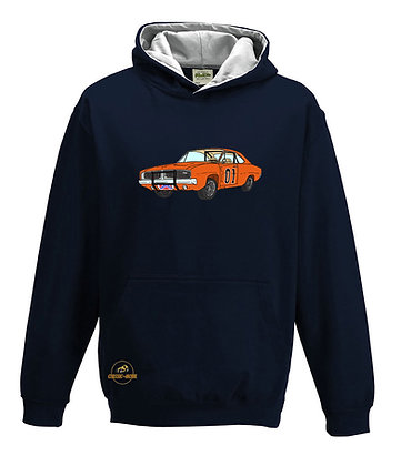 Dodge Charger - Dukes of Hazzard  / Sweat-shirt Enfant