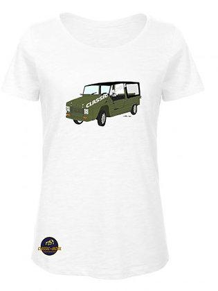 Méhari kaki / BIO T-Shirt Femme