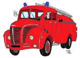 Berliet GLC pompiers