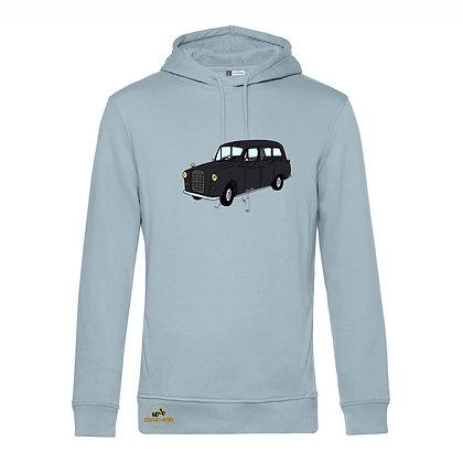 Austin FX4 Taxi Black cab / Homme Sweat-shirt coton bio