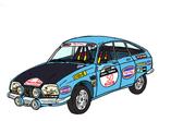 Citroen GS Tourauto 2020