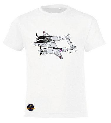 Lockheed P-38 Lightning / Tee-shirt coton Garçon