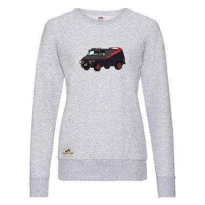 GMC Vandura V8 - ATR / Sweat-shirt Femme