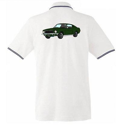 Ford Mustang Bullitt / Homme polo