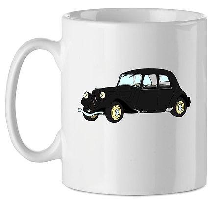 Citroen Traction / mug