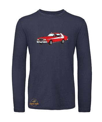 Ford Gran Torino / Tee shirt Homme manche longue coton BIO