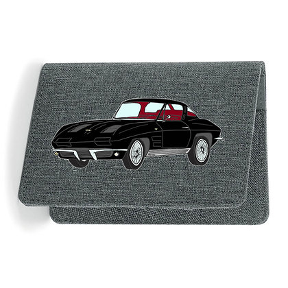 Chevrolet Corvette Sting Ray Split window / Etui Carte Grise - Passeport
