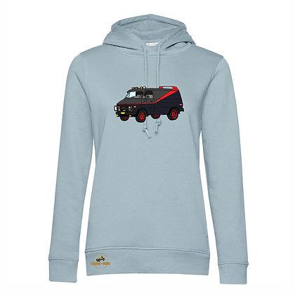 GMC Vandura V8 - ATR / Femme Sweat-shirt coton bio