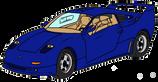 Centenaire Monté Carlo bleue
