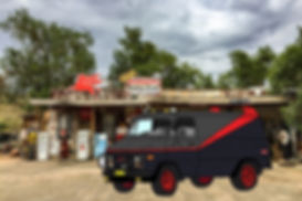 GMC Vandura V8 Agence tous risques 2_uni