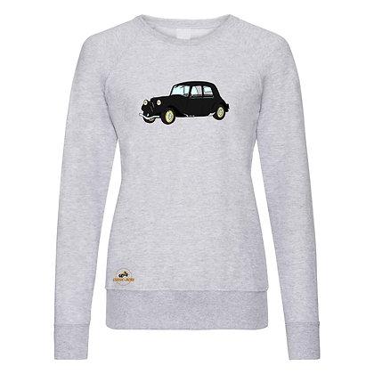 Citroen Traction / Sweat-shirt Femme