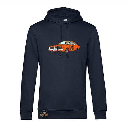 Dodge Charger - Dukes of Hazzard / Homme Sweat-shirt coton bio