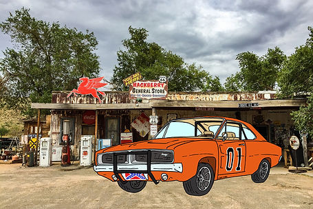 Dodge Charger Dukes 2 couleurs_united-st