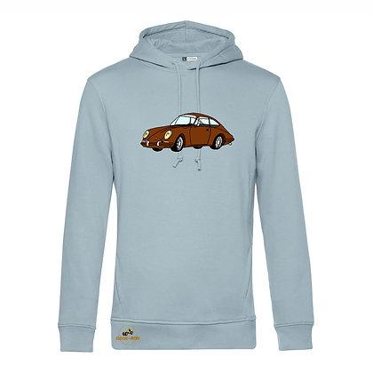 Porsche 911 marron / Homme Sweat-shirt coton bio