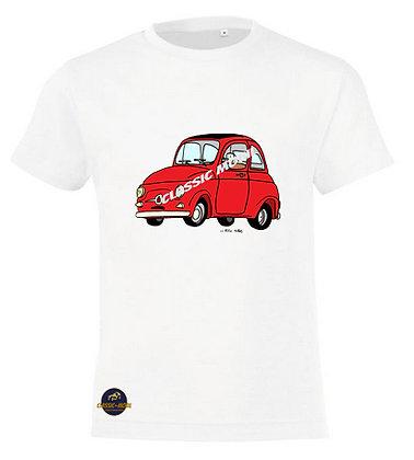 Fiat 500 Classic  / Tee-shirt coton Garçon