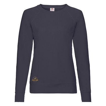 Dessin du Garage / Sweat-shirt Femme