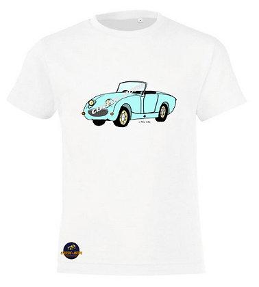 Austin Haeley Sprite MK1 Frogeye / Tee-shirt coton Garçon