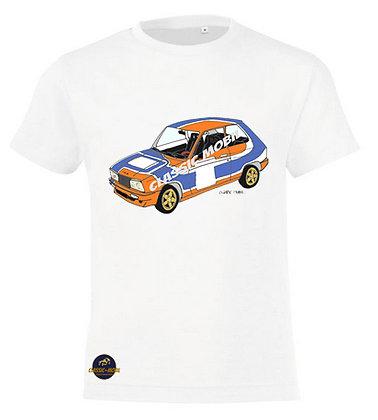 104 rallye groupe 2  / Tee-shirt coton Garçon